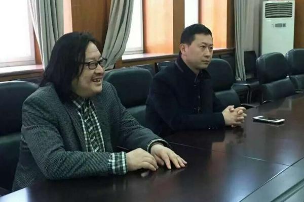 艺术学院院长刘凤林受聘为陕西师范大学美术学院客座教授