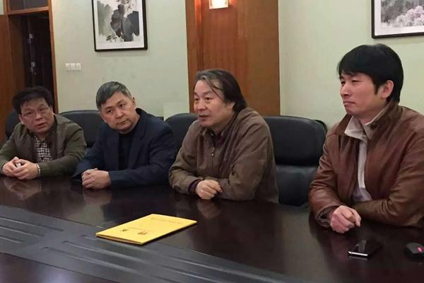 学院艺术学院与陕西师范大学美术学院的交流,为两校美术学教
